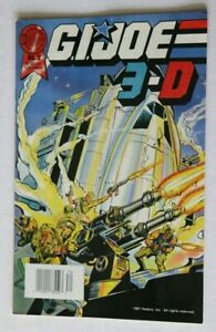 GI Joe In 3-D #2 Winter 1987 Blackthorne 3-D Series 1st Print