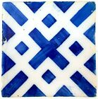 1800´s Antique Portuguese Wall Tile Hand Painted Hand Made - Azulejo Wall Tile