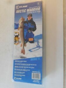 NEW CLAM ARCTIC WARRIOR DEAD STICK ICE FISHING TIP UP SYSTEM #8840