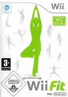Wii Fit (Game Only) Wii (Nintendo Wii) - Free Postage - EU Warehouse