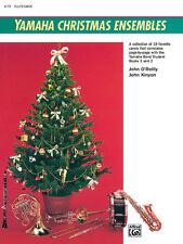 Yamaha Christmas Ensembles. flute/oboe; O'Reilly, J & Kinyon, J, ALFRED - 4173