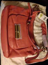 Coach Kristin Leather Hobo Crossbody Shoulder Handbag 16808 B4/PY * Brand New