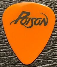 POISON #2 TOUR GUITAR PICK