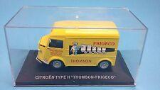 CITROËN TYPE H THOMSON FRIGECO Neuf en boite 1/43
