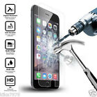 Lot/2 Vitre Ecran Film Verre Trempé protection Pour Apple iphone 4/5/6/7/S/Plus