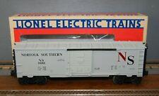 Lionel O Gauge Norfolk Southern Box Car 6-9482