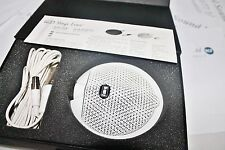 Stageline ECM302B/WS Boundary microphone,  White,  6 Mtr cable with XLR