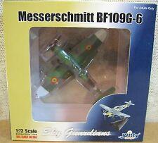 "Witty Wings Messerschmitt BF-109G-6 ""Red 2"" Rumanian Air Force Die-Cast 1:72 NEW"