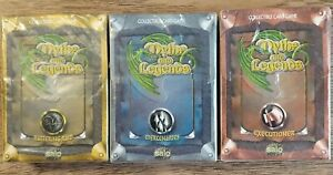 Myths And Legends Game- Mercenaries, Executioner, Battering Ram Starter Decks