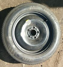 "FORD MONDEO FOCUS S MAX C MAX 16"" SPACE SAVER SPARE WHEEL USED ONCE 125/85/16"