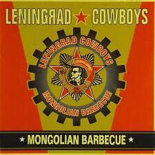 CD - Leningrad Cowboys - Mongolian Barbecue - #A3716