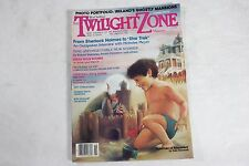 Vintage Back Issue Rod Sterling's THE TWILIGHT ZONE Horror Magazine October 1982
