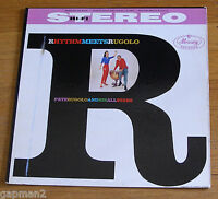 Pete Rugolo And His All Stars 1959 Mercury Stereo LP Rhythm Meets Rugolo