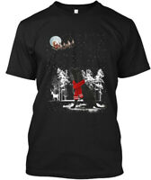 Labrador Christmas Hanes Tagless Tee T-Shirt