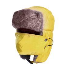 Winter Men Women Trooper Trapper Warm Hat Ushanka Ear Flap Windproof Mask Cap BJ