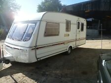 Swift Challenger 490 SE LUX 5 berth caravan with awning.....£1800