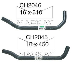 Mackay Heater Hose Set for TOYOTA RAV4 1994~2000 2.0 litre