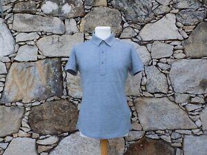 ORLEBAR BROWN.  Pique shirt.  100% Wool.  BNWOT.  Size: Large.  Sebastian Merino