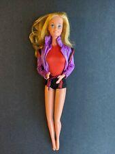1980 Super Star Roller Skating Mattel Barbie Doll