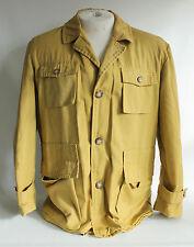 Vintage Pacific Trail Sportswear Safari Field Jacket Coat Insulated Sz 40 Used