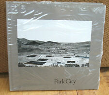 New Sealed Lewis Baltz Park City New Topographics Movement Resort Utah HC DJ