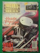 HARLEY - HEAVY DUTY - HOME BREW - June 1994 #30