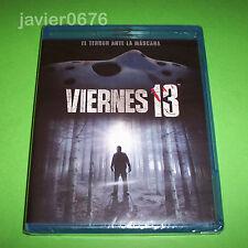 VIERNES 13 BLU-RAY NUEVO Y PRECINTADO