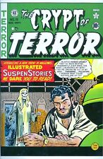 Crypt of Terror 19 COVER PRINT Craig Voodoo Zombie Art EC Comics Tales From The