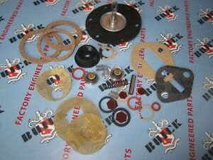 1935-1938 Buick Fuel Pump Rebuilding Kit | Complete Kit AC #421. Made in USA