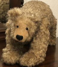 Large Artist Teddy Bear By Gregory Gyllenship - Stunning!