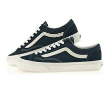 Vans Style 36 Shoes Suede Dress Blue Marsh Navy Sneakers VN0A3DZ3RFL US 12