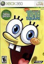 SpongeBob's Truth or Square (Microsoft Xbox 360, 2009)