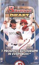 2015 Bowman Draft Picks & Prospects Baseball Hobby Box - Factory Sealed!