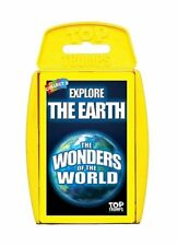 Top TRUMPS Wonders of The World Game