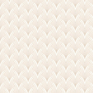 Grand Hotel Ivory Cream and Gold Art Deco Geo Wallpaper Gatsby Style GV2003