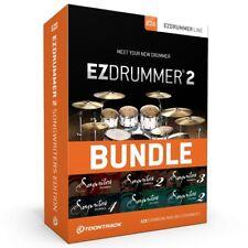 TOONTRACK EZ Drummer 2 Bundle Songwriter (inkl. 6 Drum MIDI-Packs) Download