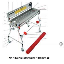 Tapofix Ersatzteil Nr. 113 Kleisterwalze 110 mm Ø - für Kleisterm. CB 1000 N -