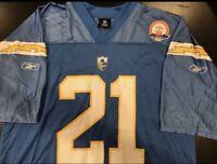 LaDainian Tomlinson LT San Diego Chargers NFL Football Jersey Reebok Extra Large