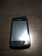 Kyocera Hydro C5170 (Latest Model) - 2gb - Black (Boost Mobile) works
