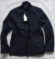 RALPH LAUREN Purple Label Blue Sidney Pocket Cadet Jacket Taille XXL