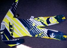 JT Racing Hyper Lite REMIX Combo Hose Jersey 36/XL NEU DH Husqvarna FC Navy Gelb