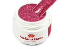 Glitter UV Gel Made in Germany 5ml Glitter Think Pink