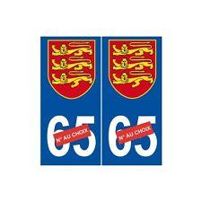 Jersey numéro au choix sticker autocollant plaque droits