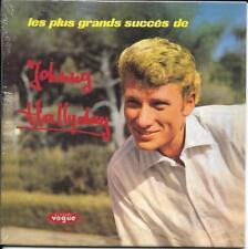 CD CARTONNE (CARDSLEEVE) 12T JOHNNY HALLYDAY LES PLUS GRANDS SUCCÈS NEUF SCELLE
