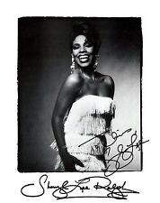 Sheryl Lee Ralph signed rare vintage publicity photo / autograph Moesha to Chris