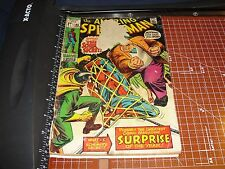 The AMAZING SPIDER-MAN #85 June 1970 Marvel Comics Vs The KINGPIN & The SCHEMER