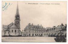 port-à-binson  prieuré de binson  ,cour intérieur
