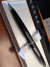 Cross ATX Ball Point Pen Black Lacquer