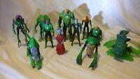 🤖 DC COMICS: green lantern action figure Bundle job lot rare