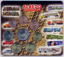 Deutschland Euro KMS 2004 A - Albedo LKW Modelle Maßstab 1:87/HO